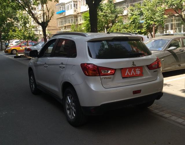 三菱劲炫 2013款 2.0L 自动 前驱 精英版 (国Ⅴ)