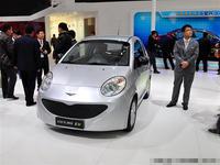 奇瑞 瑞麒M1-EV 纯电动车