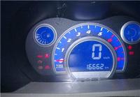 车主分享 小三16000公里的保养