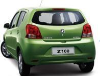 安全升级 众泰Z100精英型销售火爆