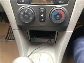 如何挑选二手车 新polo的cd装载小5身上5