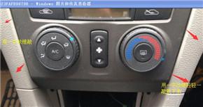 如何挑选二手车 新polo的cd装载小5身上7