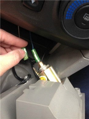 如何挑选二手车 新polo的cd装载小5身上6