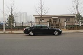 奔驰S级 2008款 S 350 L 4MATIC高清图片