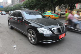 奔驰S级 2010款 S 300 L 商务型高清图片