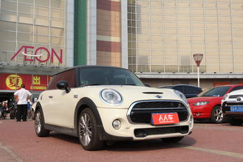 二手MINI 2014款 2.0T COOPER S Excitement图片
