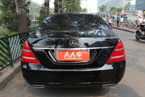奔驰S级 2012款 S 300 L 豪华型 Grand Edition高清图片