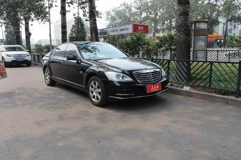 二手奔驰S级 2012款 S 300 L 豪华型 Grand Edition图片