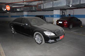 二手奔驰S级 2011款 S 500 L CGI 4MATIC图片