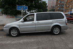 别克GL8 2013款 2.4L LT豪华商务行政版高清图片