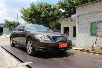 二手奔驰S级 2012款 S 300 L 商务型 Grand Edition图片