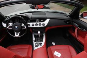 宝马Z4 2011款 sDrive23i烈焰限量版高清图片