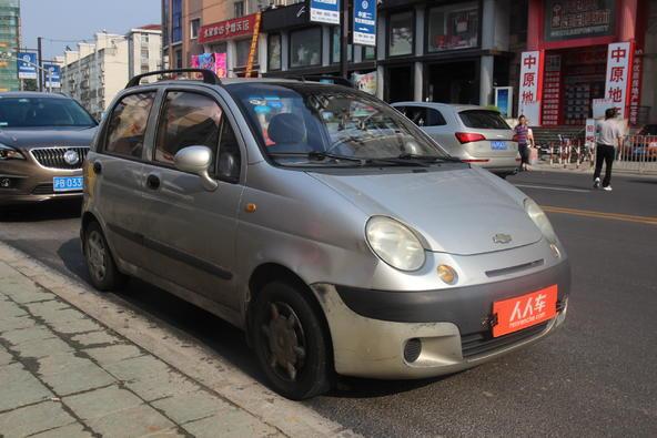 乐驰 2010款 1.0L P-TEC手动活力型高清图片