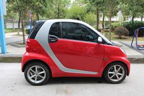 smart fortwo 2011款 1.0T 兔年特别版高清图片