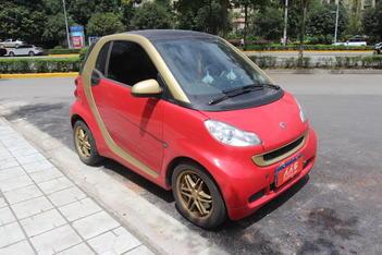 二手smart fortwo 2012款 1.0 MHD龙年特别版图片