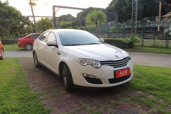 荣威550 2012款 550D 1.8T 自动品臻版高清图片
