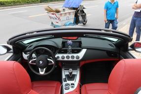 宝马Z4 2012款 sDrive20i领先型高清图片