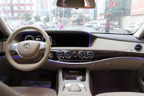 奔驰S级 2014款 S 600 L高清图片