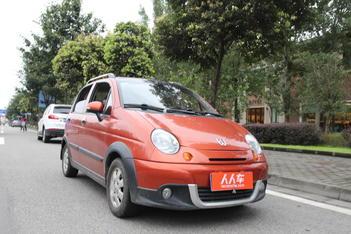 二手乐驰 2012款 改款 1.2L 手动运动版优越型图片
