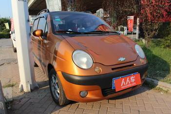二手乐驰 2008款 0.8L 手动舒适型图片