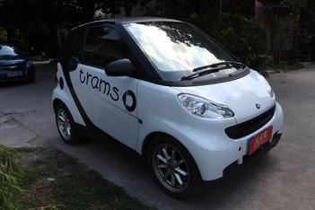 二手smart fortwo 2010款 1.0 硬顶 pure版图片