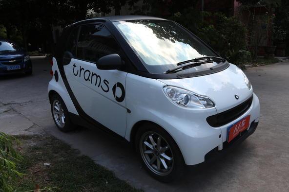 smart fortwo 2010款 1.0 硬顶 pure版高清图片