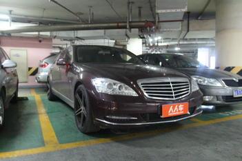 二手奔驰S级 2012款 S 300 L 尊贵型 Grand Edition图片