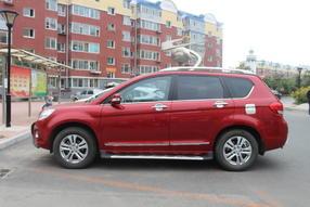 哈弗H6 2012款 1.5T 手动两驱都市型高清图片