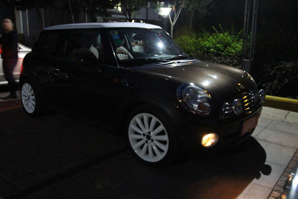MINI 2010款 1.6L COOPER 50 Mayfair高清图片