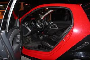 smart fortwo 2012款 1.0 MHD 硬顶烈焰特别版高清图片