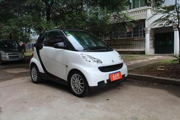 二手smart fortwo 2011款 1.0 MHD兔年特别版图片