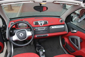 smart fortwo 2011款 1.0 MHD 敞篷激情版高清图片
