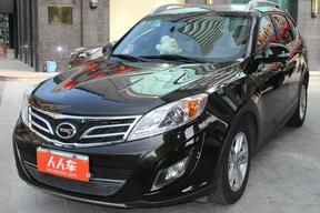 广汽传祺-GS5 2012款 2.0L 手动两驱周年限量版