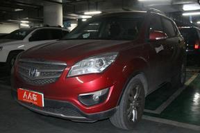 长安-CS35 2012款 1.6L 手动豪华型