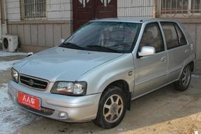 一汽-夏利 2011款 A+ 1.0L 两厢(无空调)