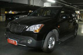 荣威-W5 2011款 1.8T 2WD 自动胜域版