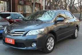 丰田-卡罗拉 2011款 1.6L 手动GL
