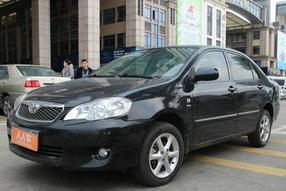 丰田-花冠 2011款 1.6L 自动经典版