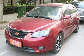 吉利汽车-经典帝豪 2013款 两厢 1.5L 手动精英型