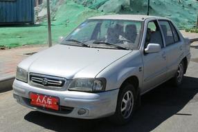 一汽-夏利 2011款 A+ 1.0L 三厢