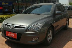 北京现代-i30 2009款 1.6L 自动舒享型