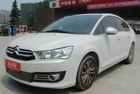 雪铁龙-世嘉 2013款 三厢 1.6L 自动品尚型