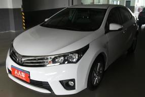 丰田-卡罗拉 2014款 1.6L CVT GL