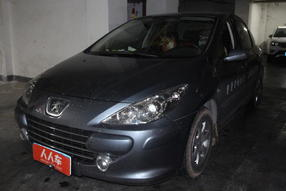 标致-307 2010款 两厢 1.6L 自动舒适版