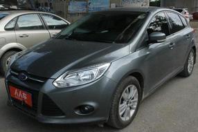福特-福克斯 2012款 两厢 1.6L 自动舒适型