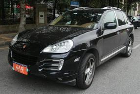 保时捷-Cayenne 2007款 Cayenne S 4.8L
