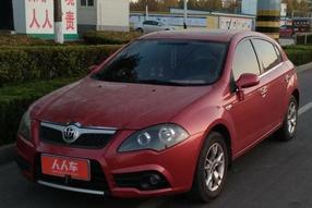 中华-骏捷FRV 2010款 1.5L 手动豪华型