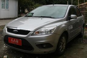 福特-福克斯 2011款 三厢 1.8L 手动舒适型