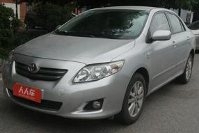 丰田-卡罗拉 2007款 1.8L 自动GL-i