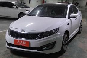 起亚-K5 2012款 2.0L 自动DLX